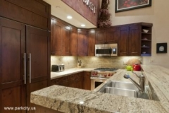 Larkspur Kitchen Counters